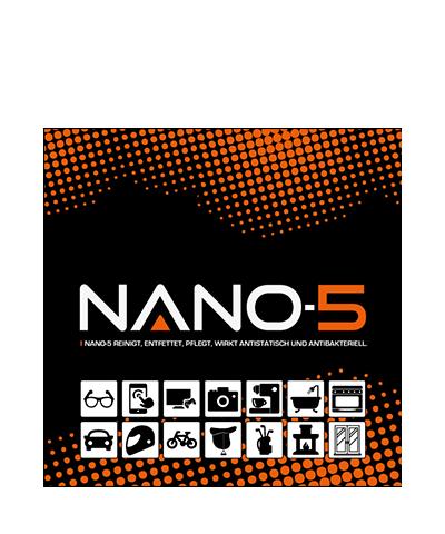 NANO-Fasertuch